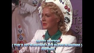 BETTY HUTTON There´s no business like show business ( Reprise ) HOWARD KEEL