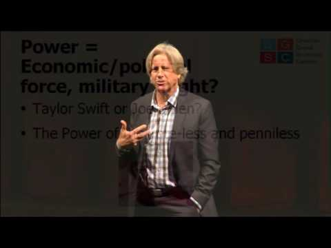 """Dacher Keltner, Ph.D. - """"The Power Paradox: How We Gain and Lose Influence"""" (05/19/16)"""