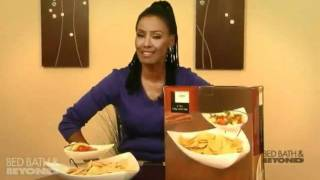 B. Smith 2-tier Chip And Dip At Bed Bath & Beyond