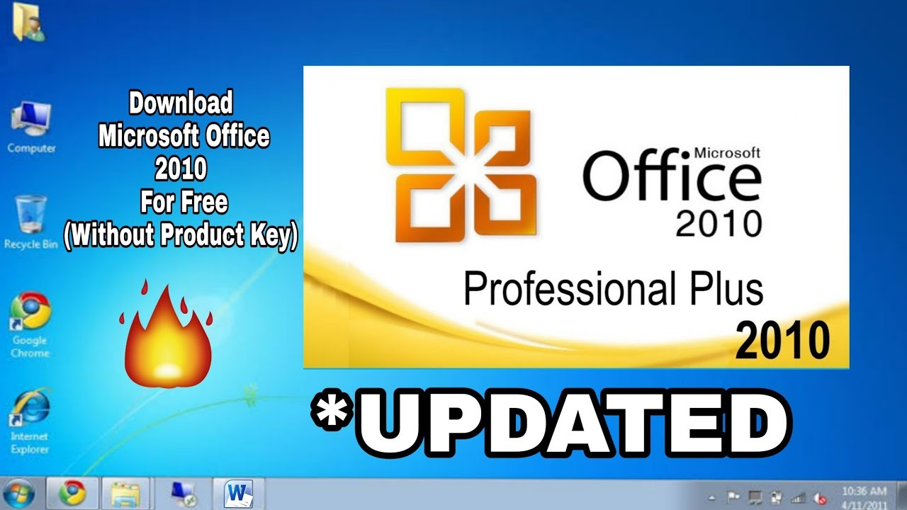 free office 2010 download for windows 8
