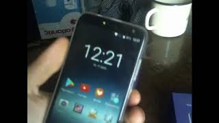 S-TELL M655 Black мини обзор смартфона, распаковка первое впечатление