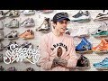 Pete Davidson Goes Sneaker Shopping With Complex