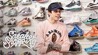 Download Pete Davidson Goes Sneaker Shopping With Complex Mp3 and Videos