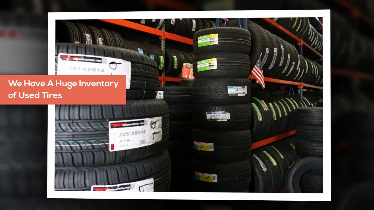 Used Tires West Palm Beach FL | Deals on Wheels | 561.847.4097 - YouTube