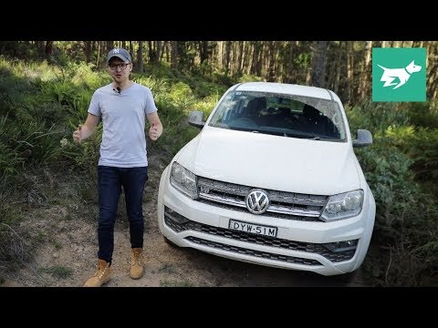 Volkswagen Amarok 2019 Review –Still King of the Pick-Up Utes