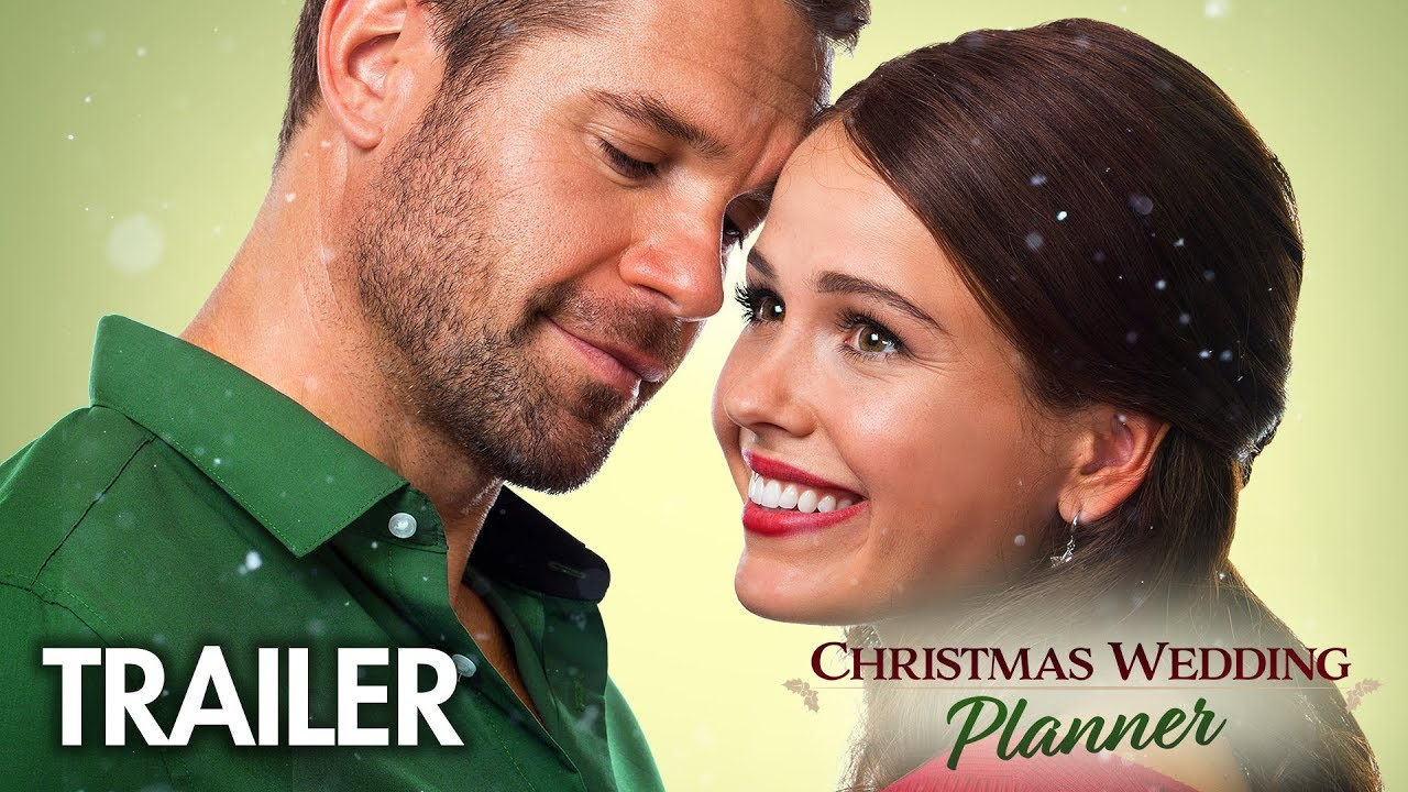Cast Of A Christmas Kiss.Christmas Wedding Planner Official Trailer Harlequin