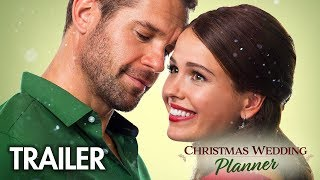 Christmas Wedding Planner | Official Trailer | Harlequin (2018)