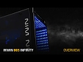 Gabinete Inwin 805 Infinity - Certificado para ROG (Aura RGB)