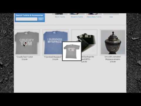 CH Labs: MySpace Graveyard