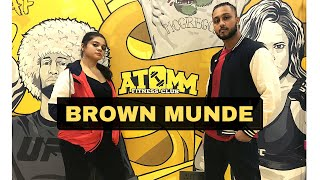 BROWN MUNDE - AP DHILLON | GURINDER GILL | SHINDA KAHLON | GMINXR |FT. SAHASRA RAO | GAVIN RODRIGUES