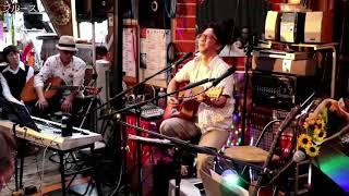 2018.7.7【KAORIの七夕コンサート】にて、ゲストの師匠にブルースも一曲リクエストして歌ってもらいました!