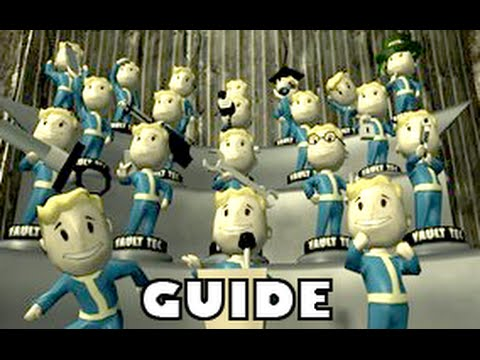 Fallout 3: All Bobbleheads Guide on