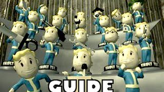Fallout 3: All Bobbleheads Guide