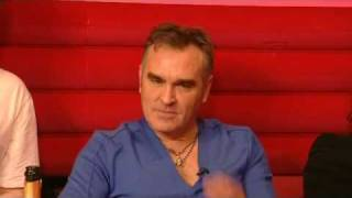 Morrissey. That's How People Grow Up, Friday Night with Jonathan Ross