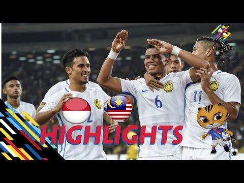 HIGHLIGHT | U22 SINGAPORE vs U22 MALAYSIA | BẢNG A SEA GAMES 29