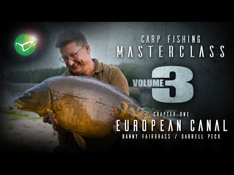 Korda Masterclass 3 - European Canals
