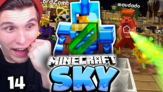 DAS LASER-SCHWERT IST FERTIG! & UNENDLICH MANA! ✪ Minecraft Sky #14   Paluten