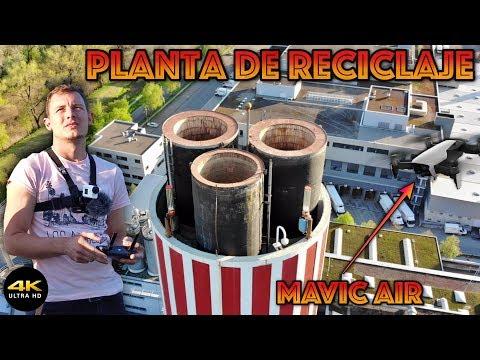 "Planta De Reciclaje Limeco ""Mavic Air"" 4K/DronePilot"