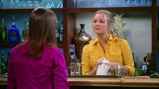 The Big Bang Theory - Amy wants to join to Penny`s girls night