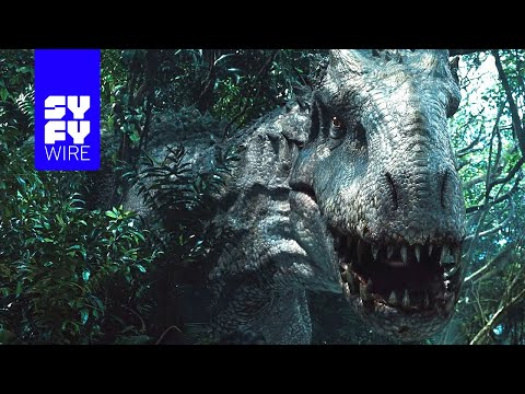 WATCH: The 11 coolest dinosaurs from sci-fi