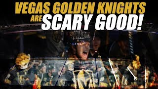 The Vegas Golden Knights are Scary Good!