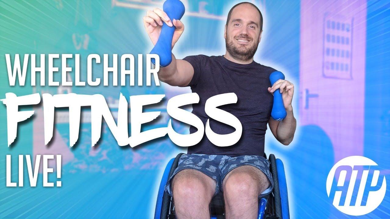 Wheelchair Fitness Live Mon 21st September 2020
