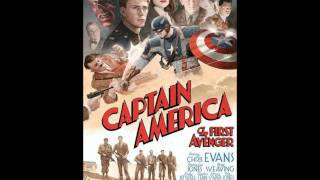 Captain America - The Star Spangled Man with a Plan w/ lyrics