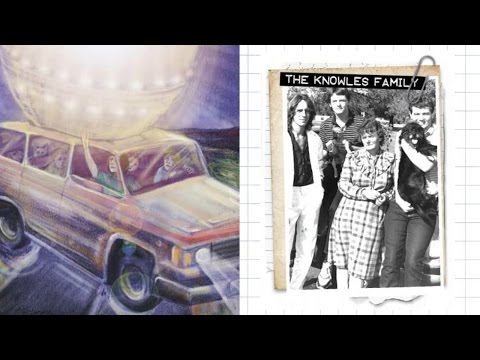 The Remarkable Knowles Family UFO Encounter Incident in Mundrabilla, Australia (1988) - FindingUFO