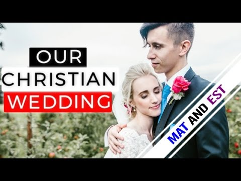 Our WEDDING Video  - Christian Wedding at Norwood Park ENGLAND | Christian Youtube Channel