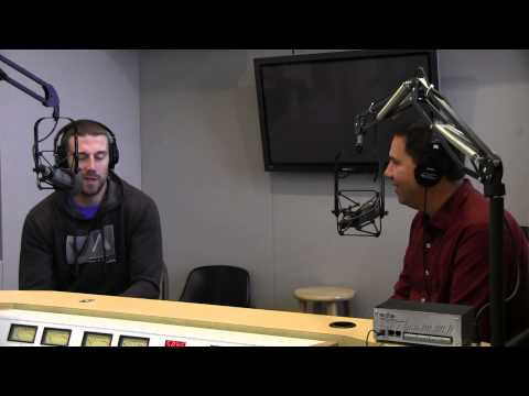 Chiefs QB Alex Smith interview with Kevin Kietzman on Between The Lines.