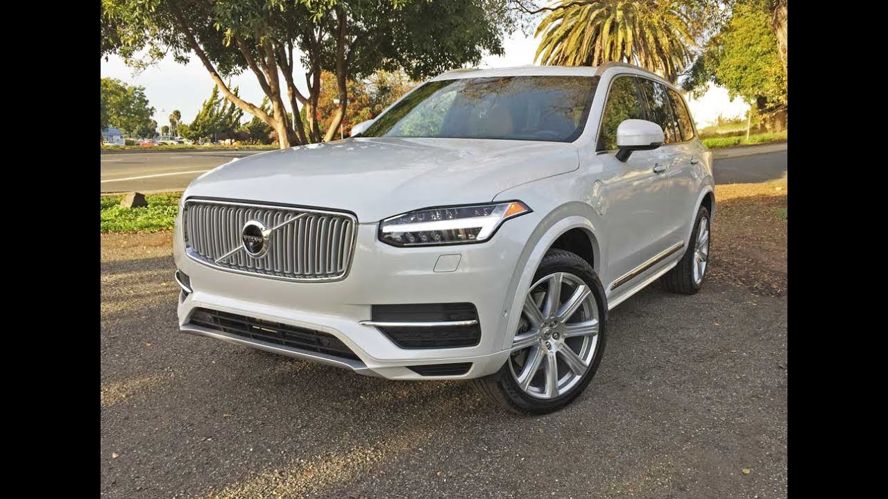 2018 Volvo Xc90 T8 R Design Cool Tech Features