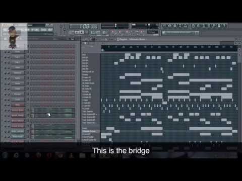 2014 FL STUDIO Beat Breakdown Ep 1 - How to kill a trap beat
