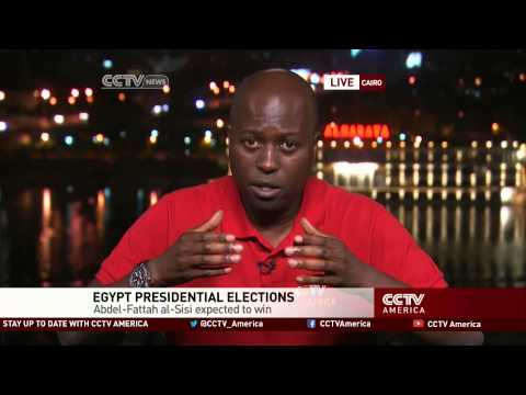 Abdel-Fattah al-Sisi Expected to Win Egypt Presidential Elections