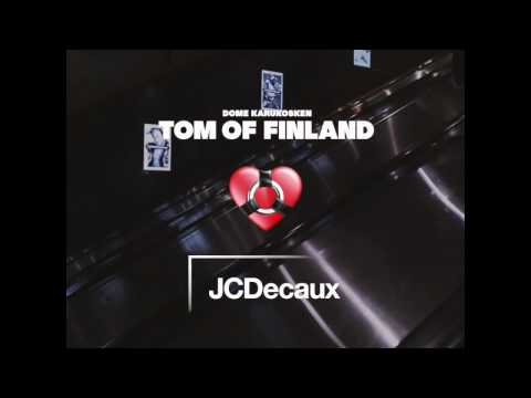 Tom of Finland Movie | JCDecaux Finland