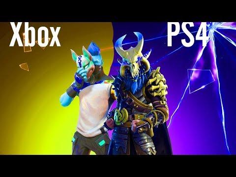Are Xbox Players Trash? (Fortnite)