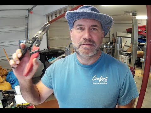 HVAC: Making Sheet Metal Trunk Duct