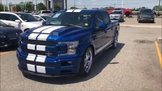 Donnelly Ford Custom 2018 lineup - Shelby Supersnake F-150