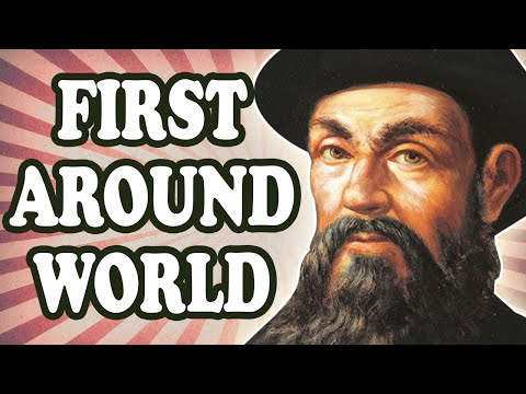 Who Really Was First to Travel Around the World?