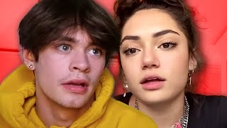 Tik Tok stars Avani Gregg and Anthony Reeves reveal relationship details now that they're apart!