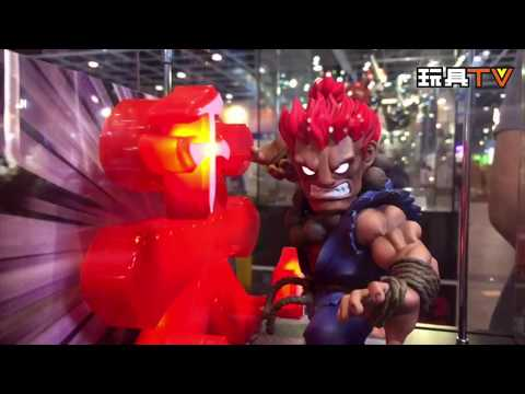 TOYSTV S03 EP7 ACGHK2017 P5 Big Boy Toys Street Fighters ( English &  Cantonese)
