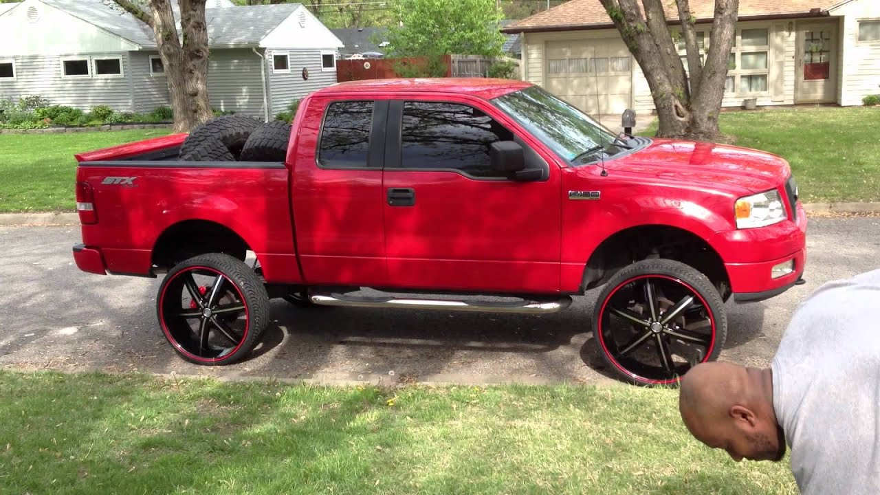 Lifted F150 On 28 Youtube