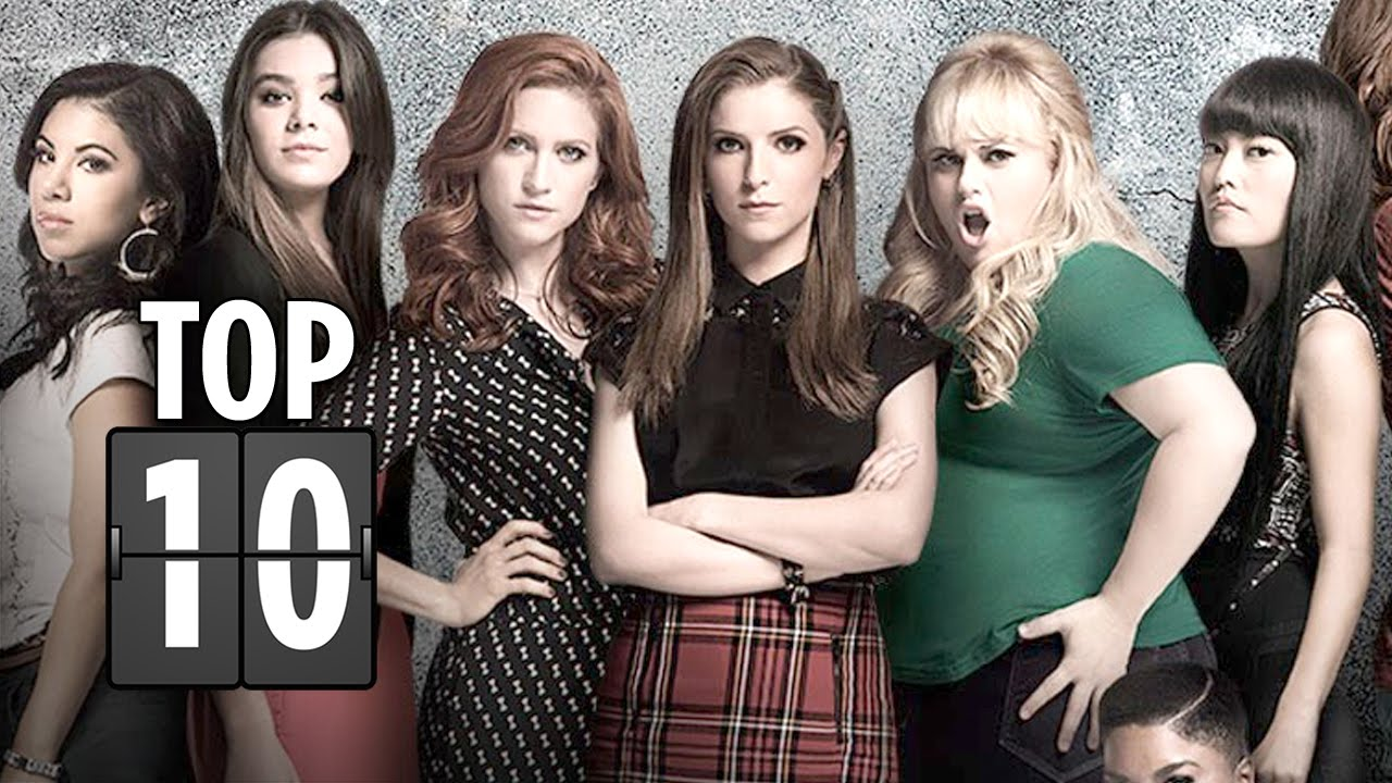 top ten pitch perfect quotes movie hd youtube