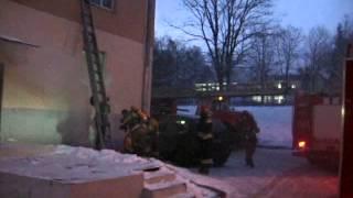 Пожар в квартире в Витебске по пр-ту Черняховского(В очередной раз житель Витебска чуть было не стал жертвой курения в нетрезвом состоянии., 2013-12-10T12:33:46.000Z)