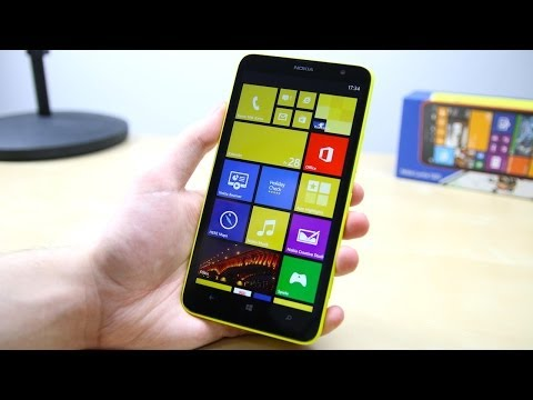 Review: Nokia Lumia 1320 (Deutsch) | SwagTab