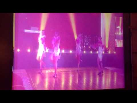 Shanghai Cabaret Show Singapore