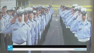 شرطة السير النسائية في الأردن