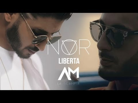 NOR Feat AM - LIBERTA [Clip Officiel]