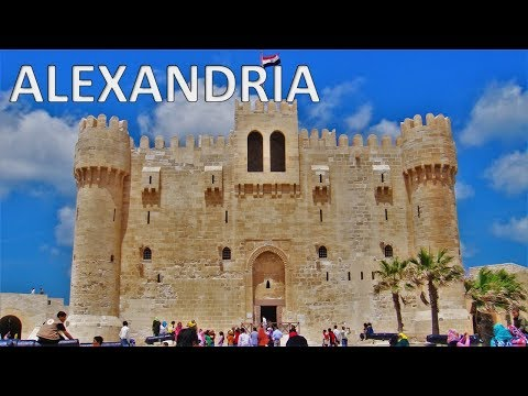 ALEXANDRIA – Egypt 🇪🇬 [HD]