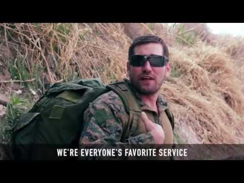 Epic Rap Battle: Marines vs. Army
