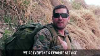Epic Rap Battle: Marines vs. Army
